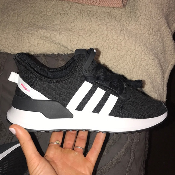 buying cheap discount shop promo code Adidas U_Path Run J sneakers NWT